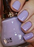 Nicka K New York Nail Polish in Lavender