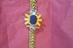 Spiked Twist Bracelet