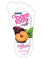 Freeman Barefoot Foot Lotion - Peppermint & Plum
