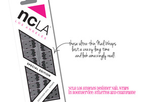 NCLA Los Angeles Special Edition Nail Wraps