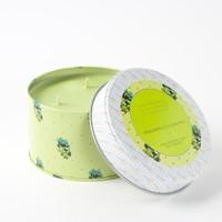 Retro 3-Wick Tin by Illume in Pineapple Cilantro