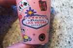 Las Vegas Shot Glass