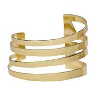 Spring Wrist Cuff bracelet