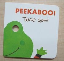 Peekaboo! Taro Gomi Book