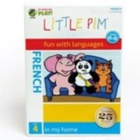 Little Pim- French DVD Series -In My Home