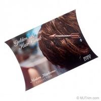 Golden Arrow Hair Comb