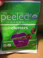 Peeled Snacks apple clusters
