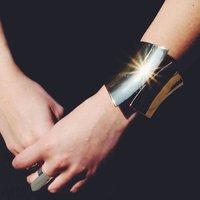 Goddess Gold Cuff