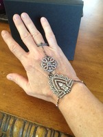 Gilda ring/bracelet