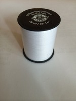 Loops & Threads White Polyester Thread