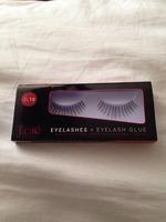 J Cats eyelashes and eye lash glue EL13