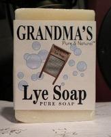 Grandma's Lye Soap Pure Soap
