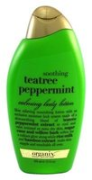 ORGANIX invigorating Teatree Peppermint Cooling Body Wash