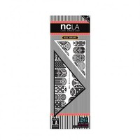 ncLA Nail Wraps in House of Hollywood No 4