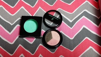 Vincent Long Eyeshadow Trio in Harem