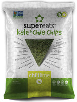 Supereats Kate + Chia Chips Chili lime flavor