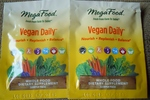 MegaFood Vegan Daily Whole Foods Capsules