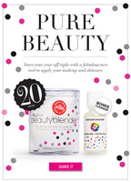 Beauty Blender and cleaner