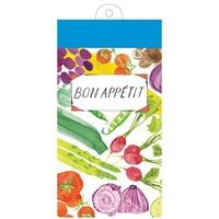 Bon appetit shopping list pad