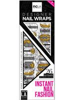 NCLA Nail Wraps - 1991