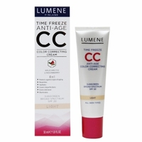 Lumene Time Freeze Anti-Age CC Color Correcting Cream in Light