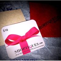Shoptiques.com $10 Gift Card
