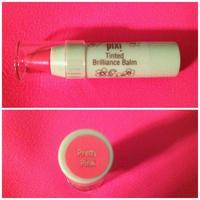 pixi Tinted Brilliance Balm in Pretty Pink