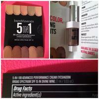 bare Minerals 5 in 1 BB advanced performance cream eyeshadow in Divine Wine