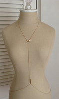 Bombshell Jane Body Chain Necklace