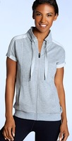 Nyala Jacket (Heather Gray)