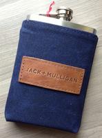 Jack & Mulligan Flask