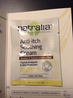 Natralia Anti-itch Soothing Cream