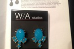 W/A Studios Serena Earrings