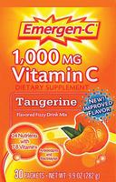 Emergen-C Tangerine--6 packets
