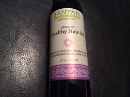 Banyan Botanicals Organic Healthy Hair Oil