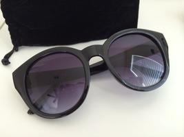 AJ Morgan Black Sunglasses