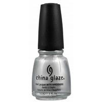 China Glaze Platinum Silver