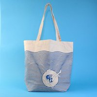 Canvas Pool Tote