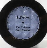 NYX Ultimate Pearl Eyeshadow in Baby Blue Pearl