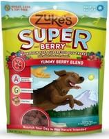 Zuke's Super Berry All Natural Soft Superfood Dog Treats