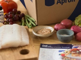 Blue apron - one box