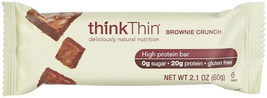 thinkThin Brownie Crunch High Protein Bar