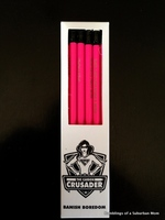 6 Pack of Clueless Pencils