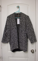 Potter's Pot Black and White Relaxed Jacket