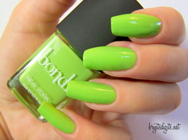 Bondi Limelight nail polish