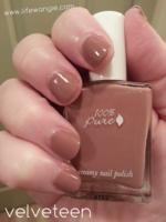 100% Pure Velveteen Nail Polish