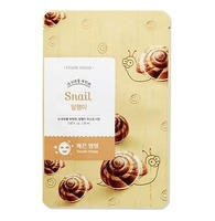 Etude House Snail Sheet Mask - Smooth Firming