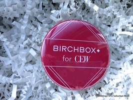 Birchbox for CEW Travel Mirror
