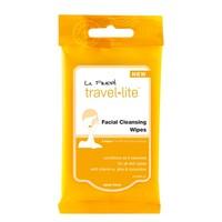 LA Fresh travel*lite Facial Cleansing Wipes