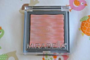 Mirabella Brilliant Mineral Highlighting Powder (Glowing Coral)